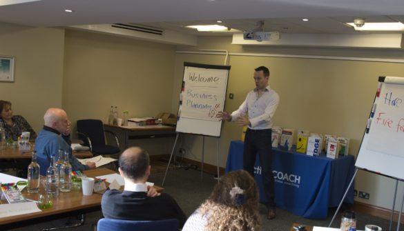 90 Day Business Plan - PlanningCLUB With ActionCOACH UK